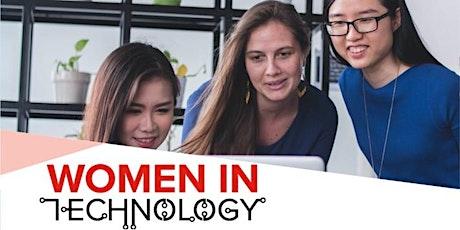 Women in Technology - 2021 Workshop tickets