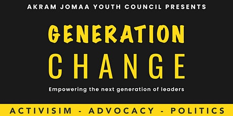 Generation Change tickets