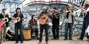 Pop-Up Party! With Live Music by Jarana Beat