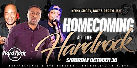 Homecoming @ The Hard Rock Cafe With C-Wiz Darryl Jaye & Kenny Smoov! tickets