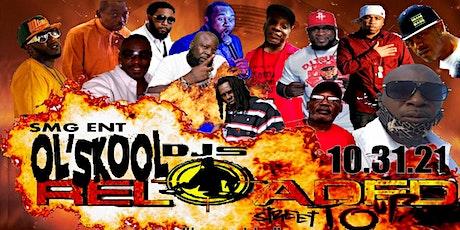 OL SKOOL DJS RELOADED STREET TOUR tickets