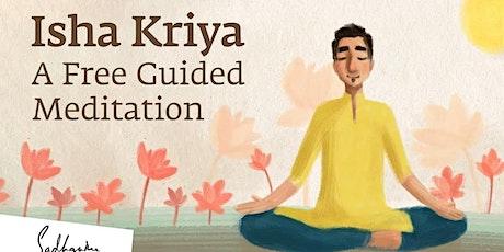 Meditation For Beginners: Free Webinar & Online offering tickets