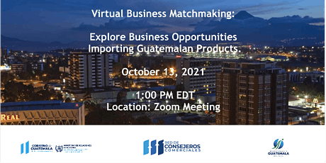 Business Round Virtual - Buyers Registration tickets