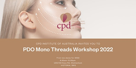 CPD Institute of Australia: PDO Mono Threads Workshop tickets