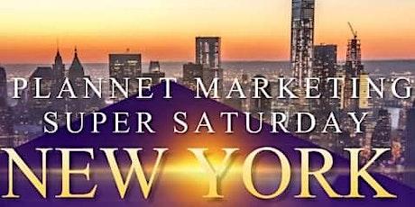 Super Saturday New York City tickets