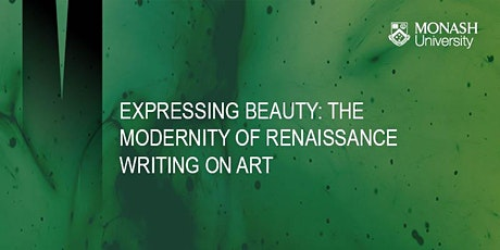 Expressing Beauty: The Modernity of Renaissance Writing on Art tickets