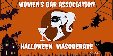 WBA Halloween Masquerade Party tickets