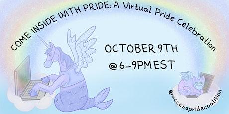 Come Inside With Pride: A Virtual Pride Celebration tickets