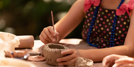 Youth Session 6A: All-levels Hand-building SATURDAY (Oct. 23- Nov. 13) tickets