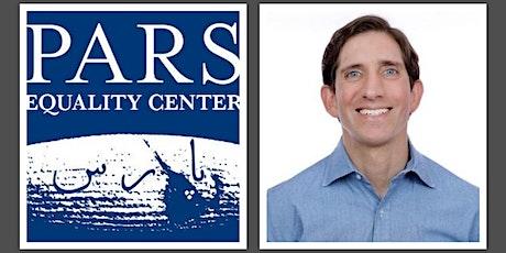 Pars Talk w/ Robert Pahlavan, Healthcare Business Builder / Investor tickets