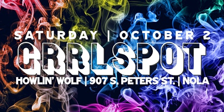 GrrlSpot  / Fleurt X 2.0 tickets