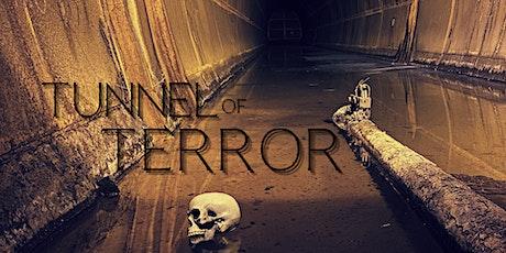 Tunnel of Terror tickets