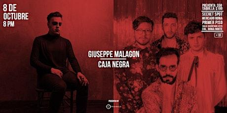 Giuseppe Malagon & Caja Negra tickets