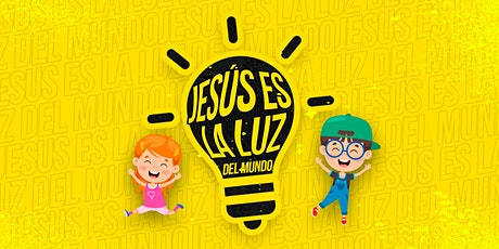 Jesús es la luz del mundo entradas