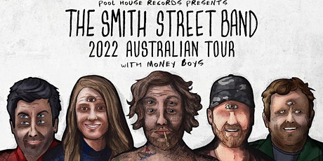 THE SMITH STREET BAND & Guests, Presented by Pool House records. tickets