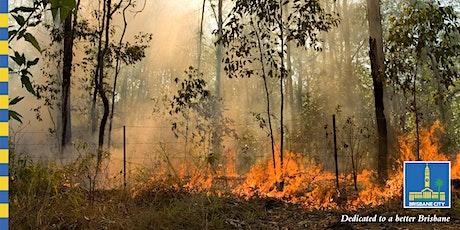 Eastern Suburbs Bushfire Community Engagement 2021 - Tingalpa tickets