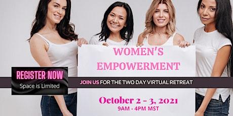 CWOL Women's Empowerment Retreat tickets