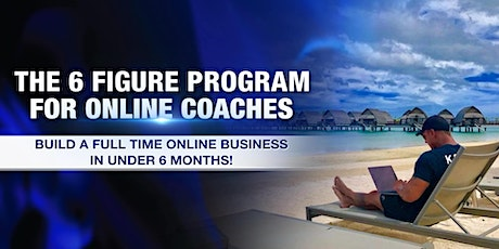 2 Free Coaching Sessions to Get your Coaching Business to 6 Figures! ingressos
