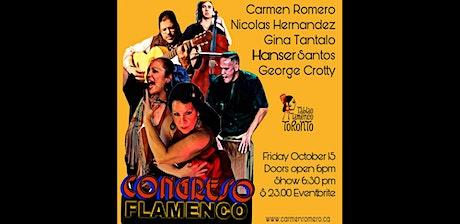 CONGRESO FLAMENCO / October Tablao tickets