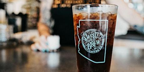 Coffee, Cocktails & Brunch Pop-up tickets