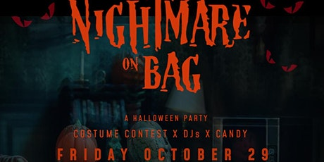 Nightmare on Bag: A Halloween Party tickets