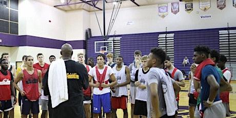 Boys and Girls Defense Improvement Basketball Camp tickets