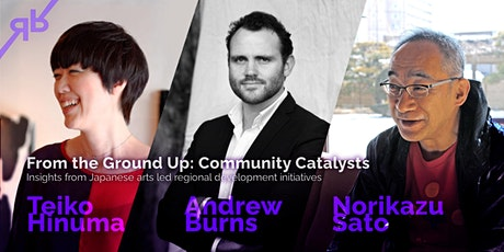 [Foreground // Foresight] From the Ground Up: Community Catalysts tickets
