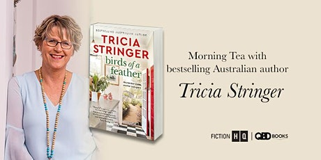 Morning Tea with Tricia Stringer tickets