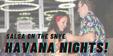 Havana Nights - Salsa on the Snye tickets