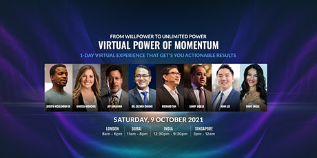 Power of Momentum Virtual tickets