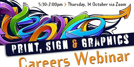 Careers webinar for Printing and Graphic Arts tickets