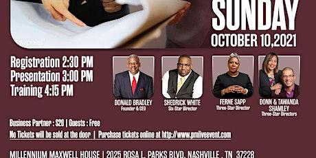 Nashville PlanNet Marketing - Super Sunday tickets