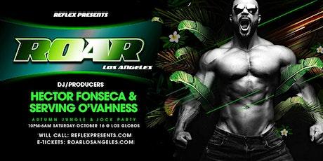 ROAR Los Angeles FALL Jungle & Jock Party tickets