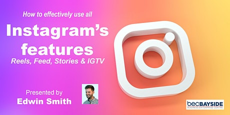 How to Effectively use all of Instagram's Features Reels, Feed & Stories tickets