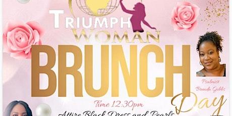 Women's Brunch tickets