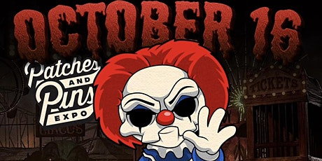 """Patches & Pins Expo Orange County """"IT CHAPTER 2"""" tickets"""