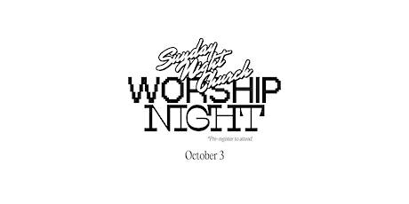 Gateway Worship Night tickets