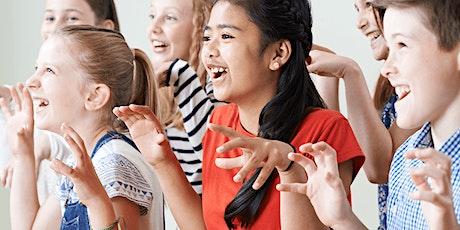 Improvisatie theater kids (6-12 jr.) tickets