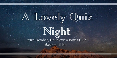 A Lovely Quiz Night tickets