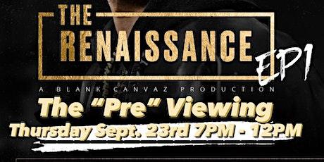Blank Canvaz Presents: The Renaissance tickets