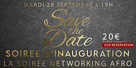 BRN - Soirée Networking Afro tickets