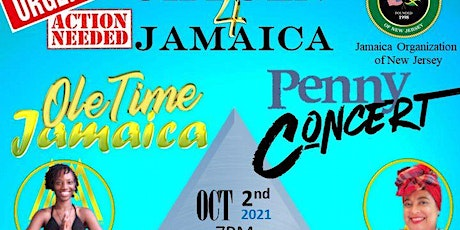 Ole Time Jamaican Penny Concert : Virtual Fundraiser tickets