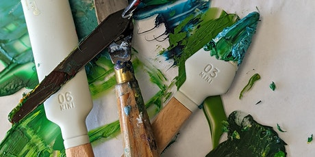 Using Acrylic Gels and Pastes with Ginger tickets