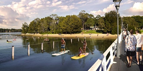 Get ready for swimming in the Parramatta River tickets