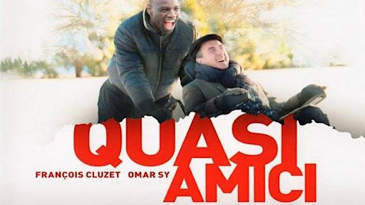 "Immagine Notti di Cinema presenta ""Quasi Amici"""