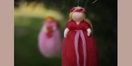 Free Outdoor Wool Fairy Workshop tickets