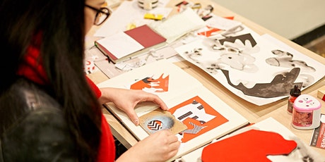 Collage workshops with Ruby Chew tickets