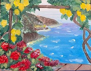 ONLINE Paint Along @ Home -- Lemontree tickets