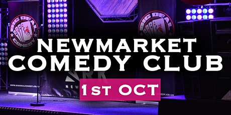 Newmarket Comedy Night tickets