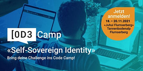 ti&m code camp – «Self-Sovereign Identity» tickets